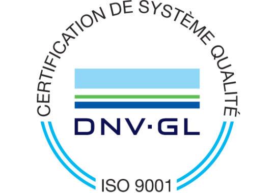 Certification de système Qualité